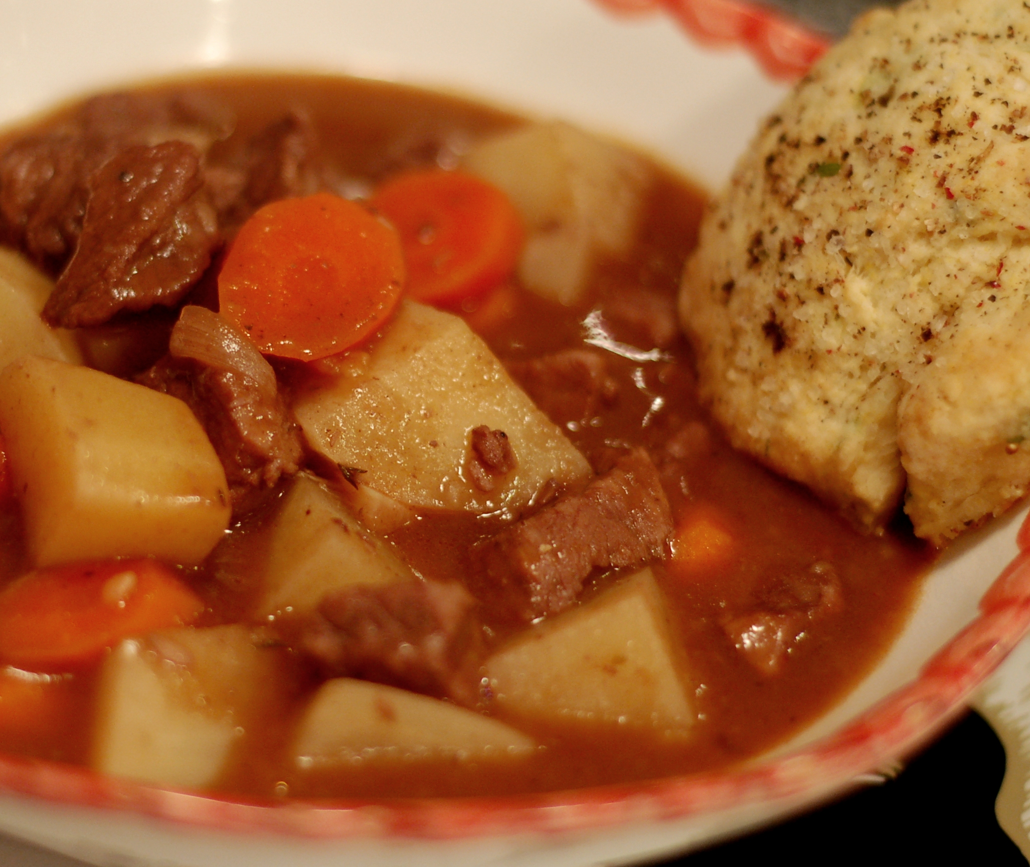 Montana Beef Slow Roasted Beef Stew