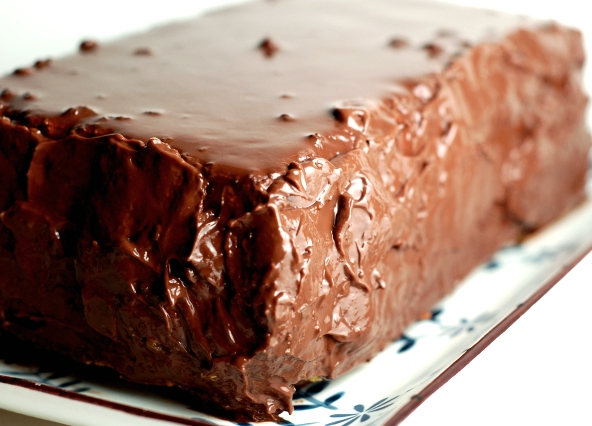 Daring Bakers:  The French Yule Log