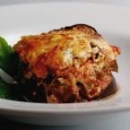 Eggplant Gratin:  Recession Dinner Series# 5