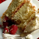Tuesdays with Dorie:  Berry Surprise Cake