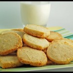 Tuesdays with Dorie:  Coconut Butter Thins