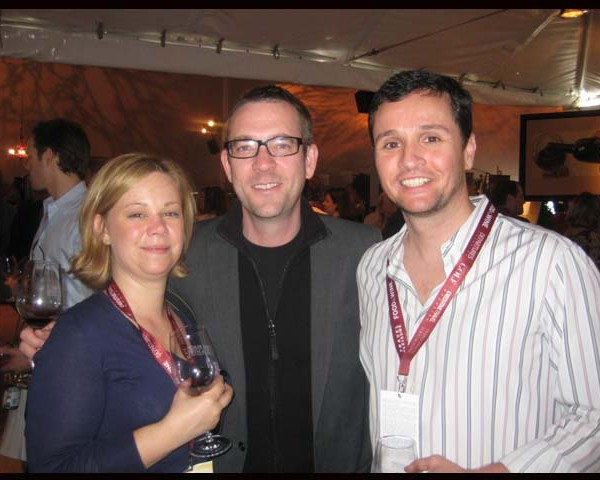 Pebble Beach Food and Wine Event Ted Allen