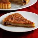 Daring Bakers Bakewell Tart