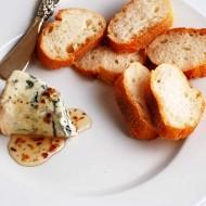Linguine with Gorgonzola, Prosciutto and Spinach