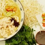Daring Cooks:  Quick Vietnamese Chicken Pho Ga