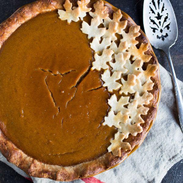 Best Homemade Pumpkin Pie