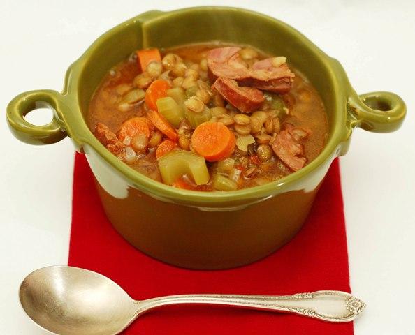 Lentil Soup 1009