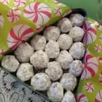 Pecan Rum Balls
