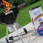 Kingsford University & A Recipe for Mushroom Crusted Beef Tenderloin