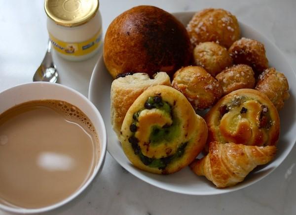 Wordless Wednesday | Parisian Breakfast