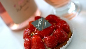 Strawberry Tart Paris 0610