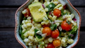 Roasted Corn Salad 0810