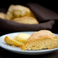 Savory Parmesan and Black Pepper Scones