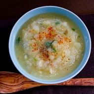 Basque Garlic Soup