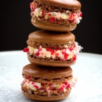 Spicy Hot Chocolate Macarons