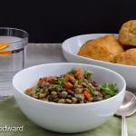 Grandma's Homemade Lentil Soup