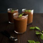 Minty Chocolate Mousse