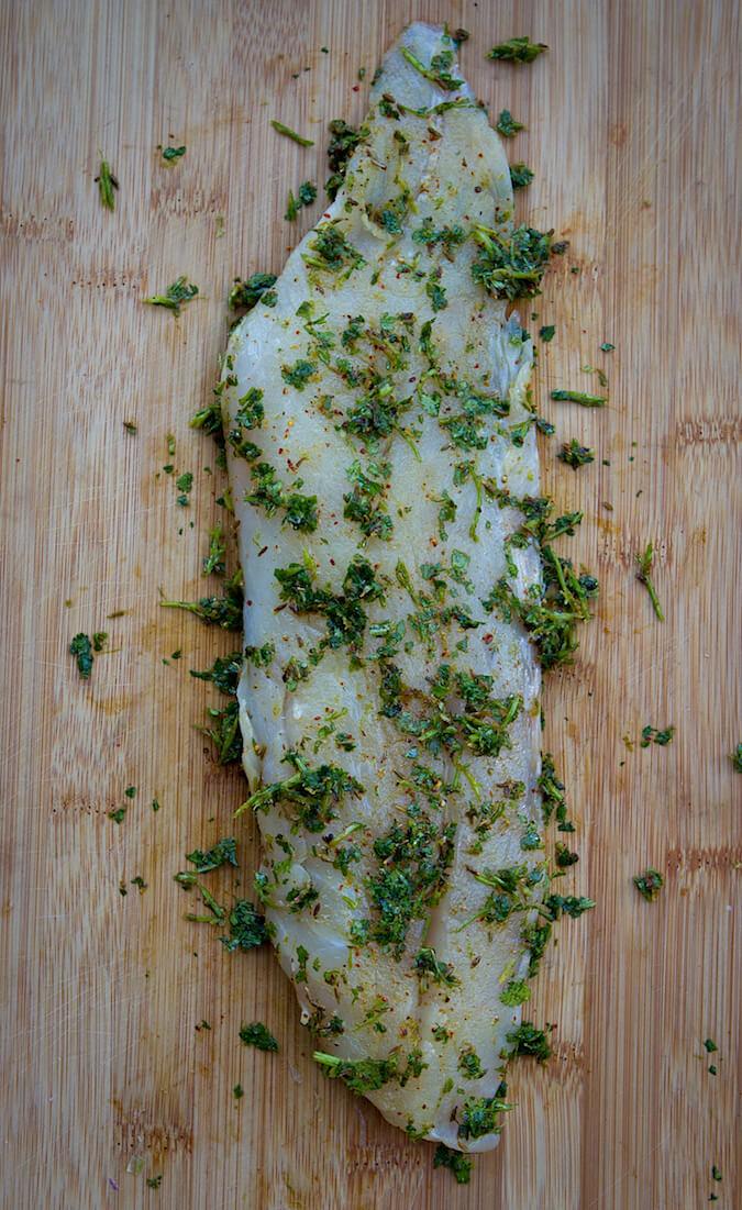 Rock Cod Fish Tacos