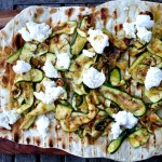 Zucchini Piadine