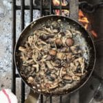 Campfire Mushrooms