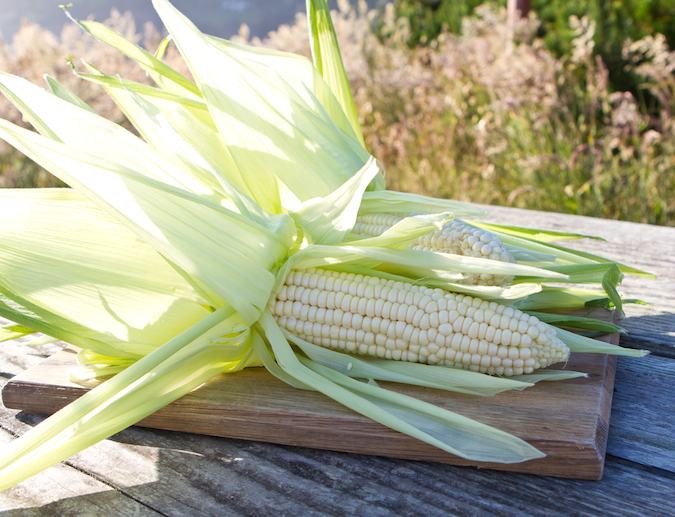 Chipotle Grilled Corn