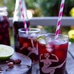 Cherry Vanilla Rum and Coke
