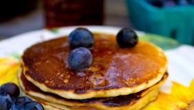 Cornmeal Pancakes 1 0811