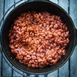 Homemade BBQ Baked Beans