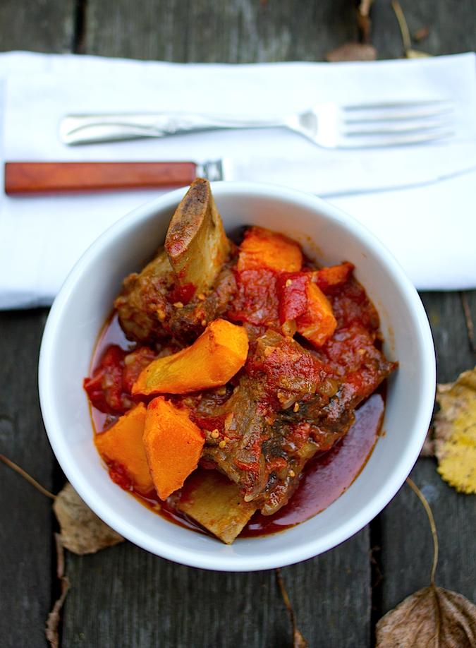 Short-Rib Beef Stew With Ale Recipe — Dishmaps