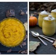 Roasted Pumpkin Pot de Creme