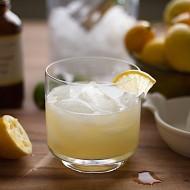 Preserved Meyer Lemon Cocktail