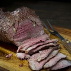 Roasted Leg of Lamb with Sumac