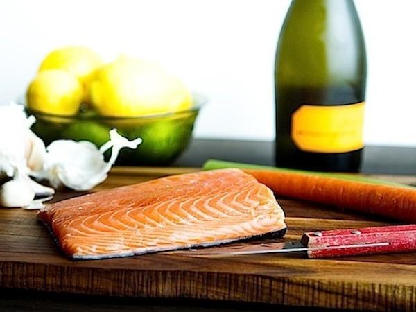 Carlos Fresh Salmon