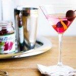 Dirty Beet Martini