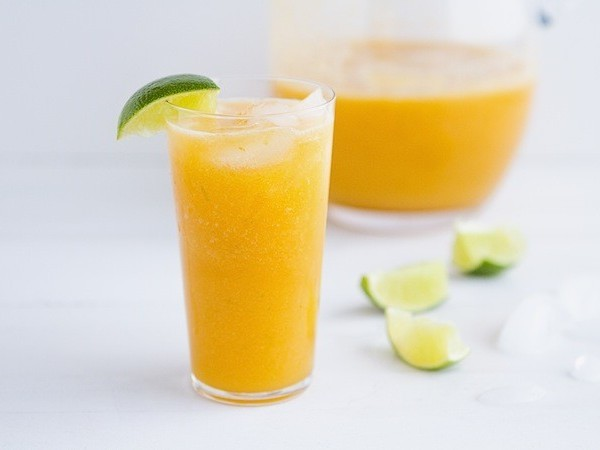 Smokey Cantaloupe Lime Cocktails Recipes — Dishmaps