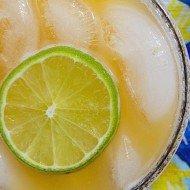 Smoky Cantaloupe Lime Cocktails
