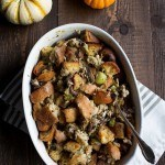 Old Fashioned Bread Stuffing