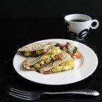 Ole El Paso Breakfast Quesadilla