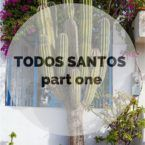 Todos Santos (part one)