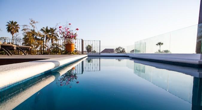 Guaycura Hotel Pool