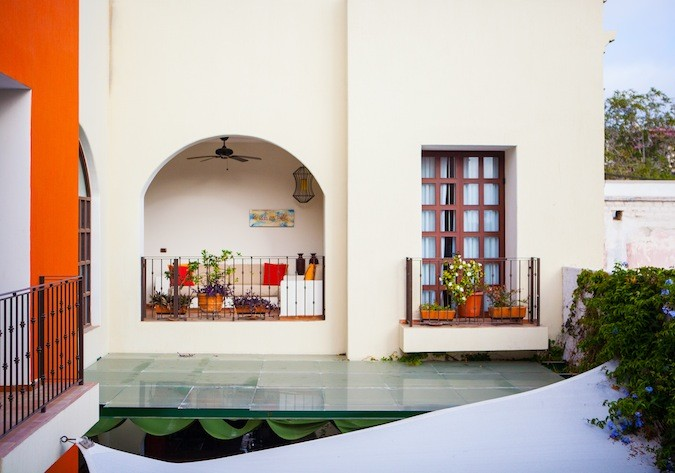 Guaycura Hotel Terrace