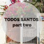 Todos Santos (part two)