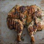 Grilled Herbed Chicken