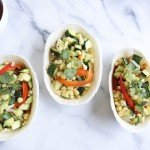 Healthy Veggie Burritos