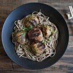 Grilled Sui Mai Meatballs
