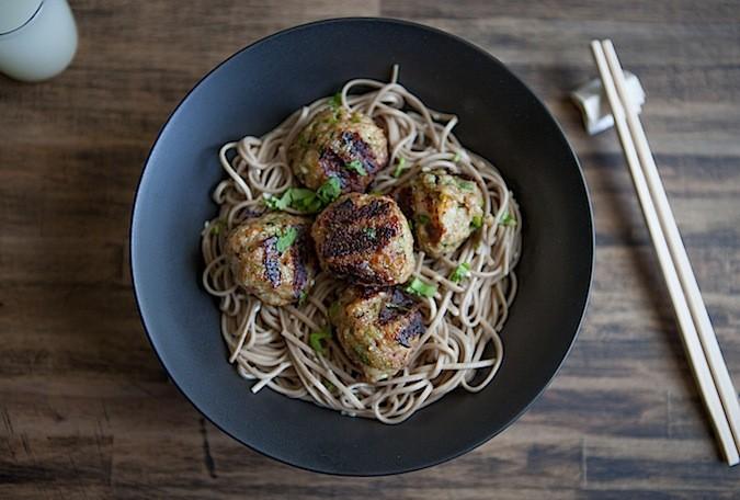 Gilled Sui Mai Meatballs