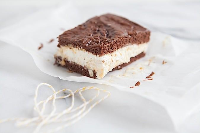 Betty Crocker Reese Ice Cream Sandwich