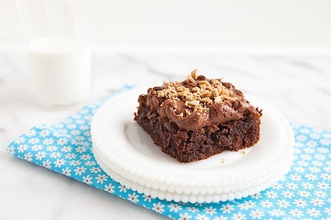 Betty Crocker Smore Brownies