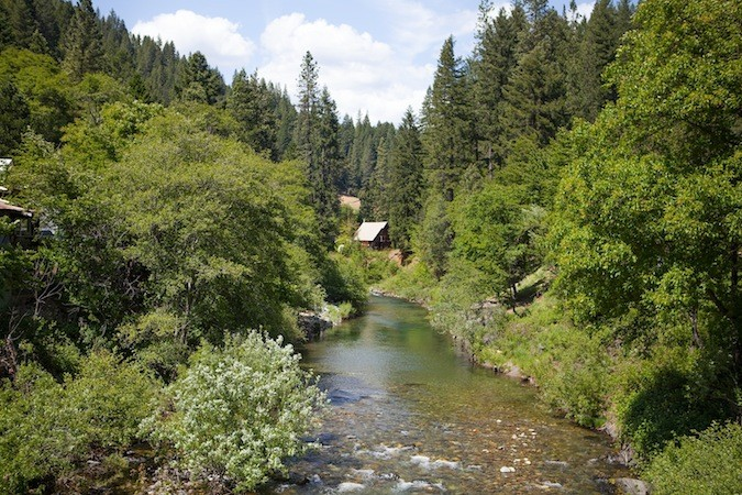 Downieville California