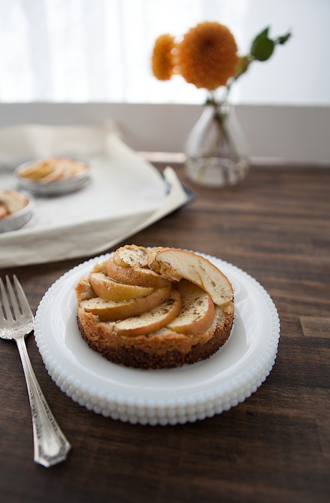 Vegan Apple Tart | Chez Us